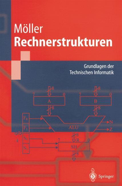 Rechnerstrukturen als Buch