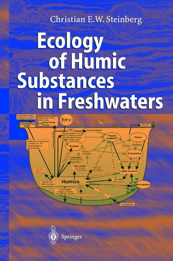 Ecology of Humic Substances in Freshwaters als Buch