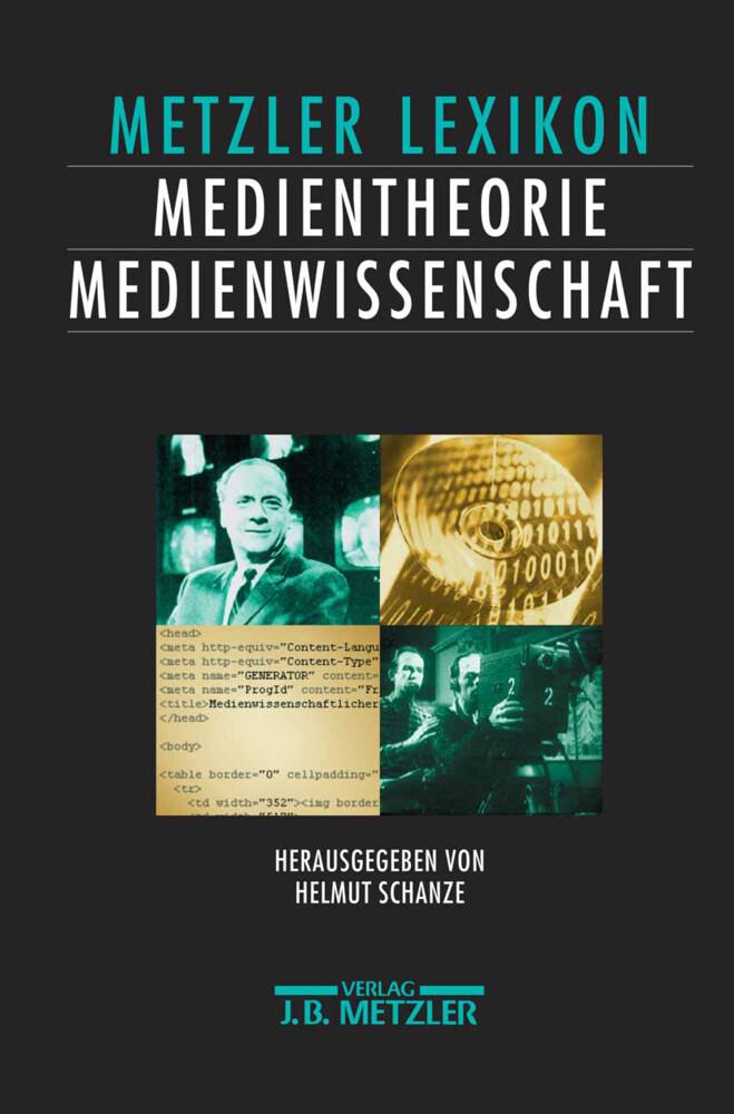 Lexikon Medientheorie und Medienwissenschaft als Buch