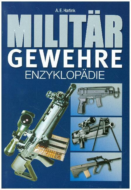 Militärgewehre-Enzyklopädie als Buch
