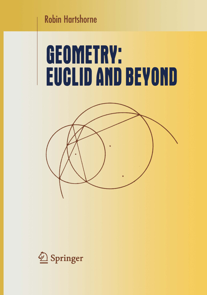 Geometry: Euclid and Beyond als Buch