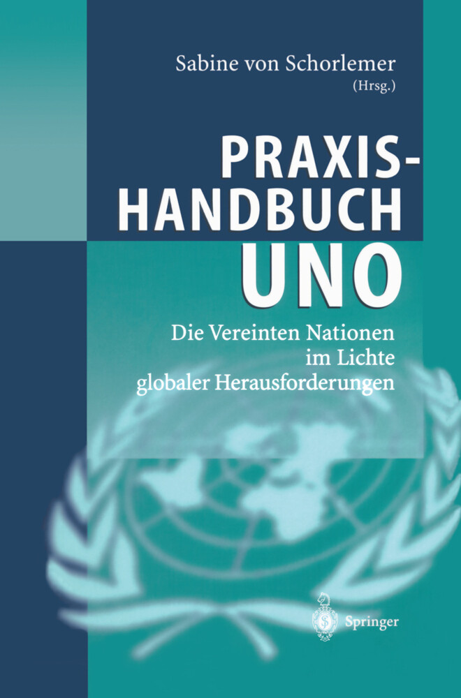 Praxishandbuch UNO als Buch
