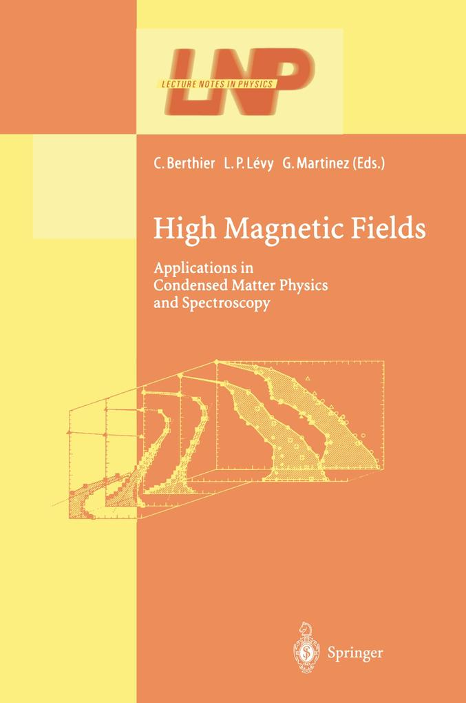 High Magnetic Fields als Buch