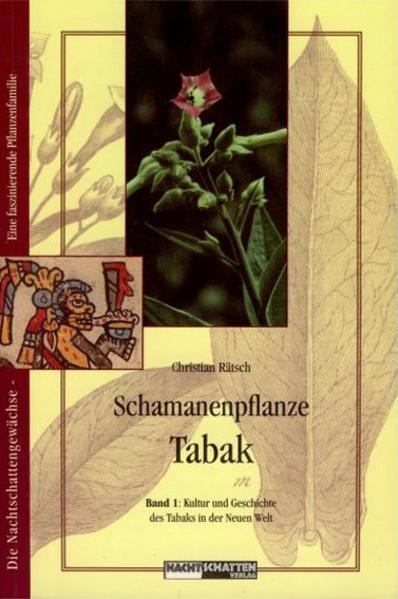 Schamanenpflanze Tabak 1 als Buch