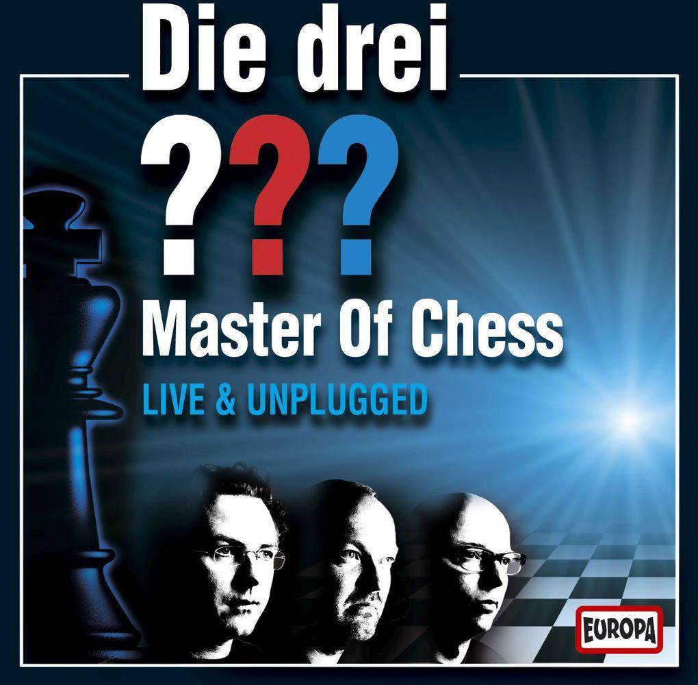 Die Drei ???-Master Of Chess als Hörbuch