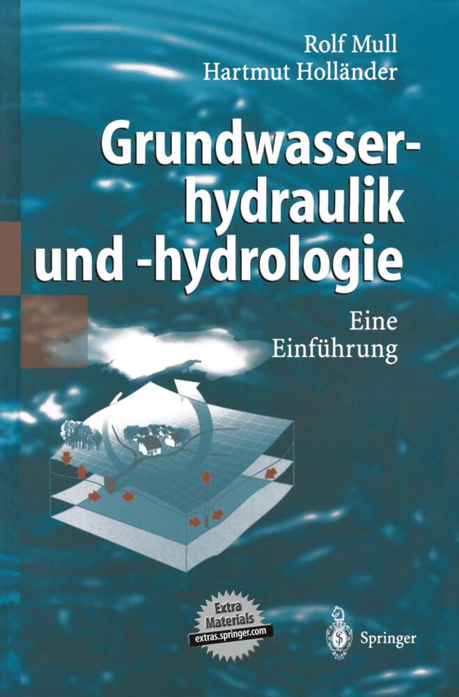Grundwasserhydraulik und -hydrologie als Buch