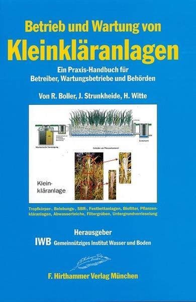 Betrieb und Wartung von Kleinkläranlagen als Buch