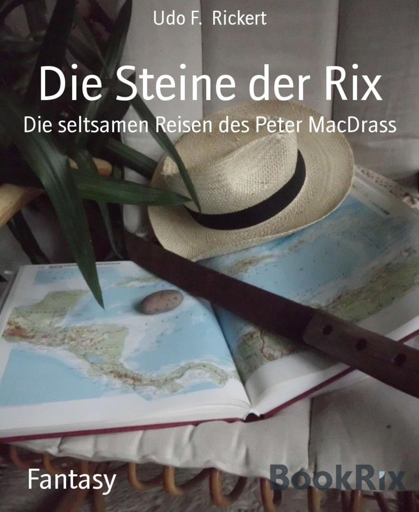 Die Steine der Rix als eBook