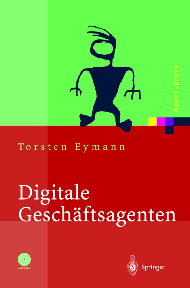 Digitale Geschäftsagenten als Buch