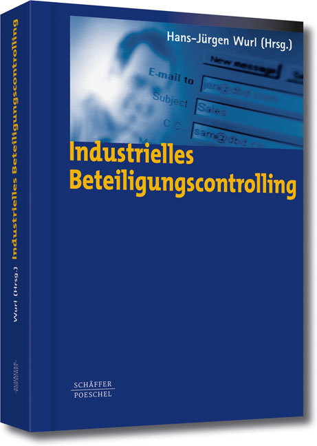 Industrielles Beteiligungscontrolling als Buch