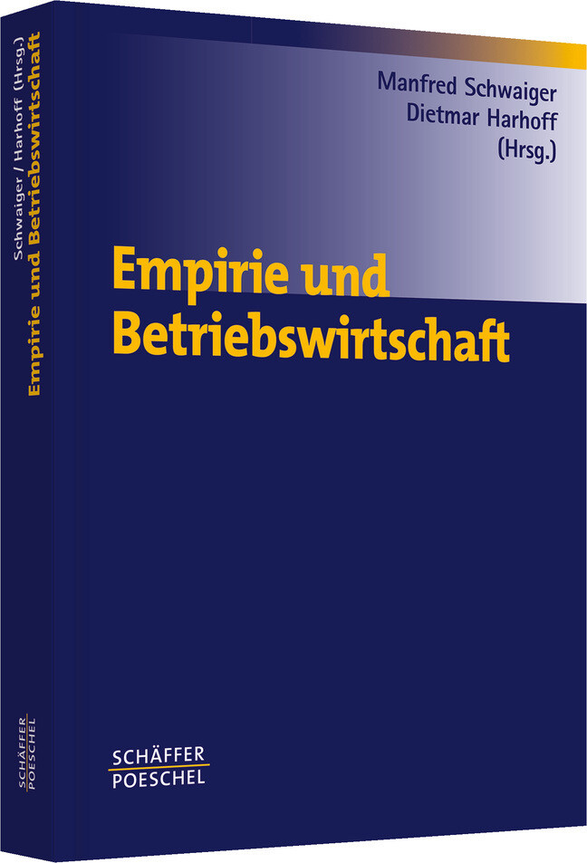 Empirie und Betriebswirtschaft als Buch
