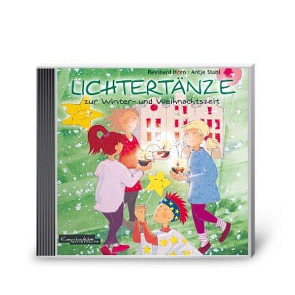 Lichtertänze zur Winter- und Weihnachtszeit als Hörbuch