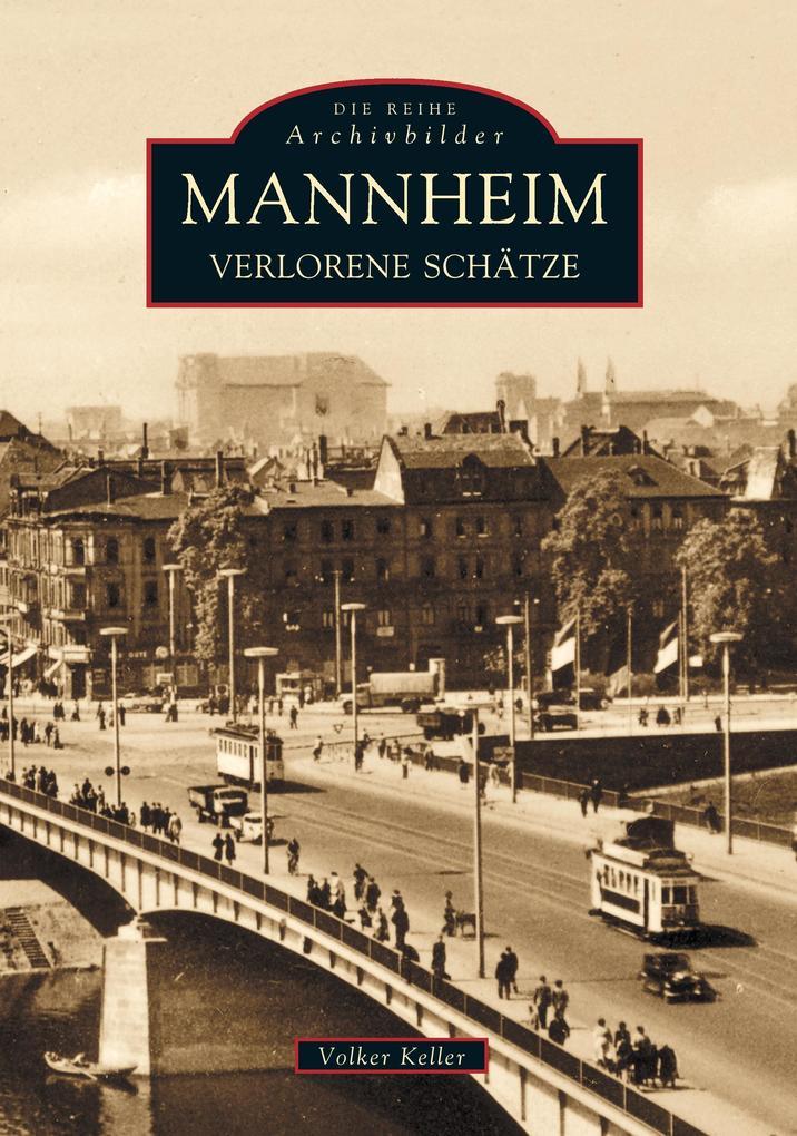 Mannheim als Buch