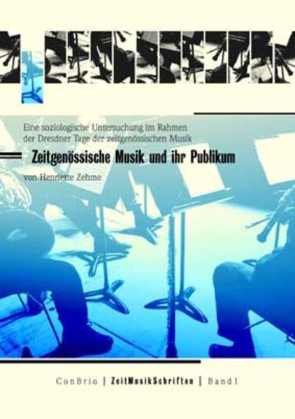 Zeitgenössische Musik und ihr Publikum als Buch