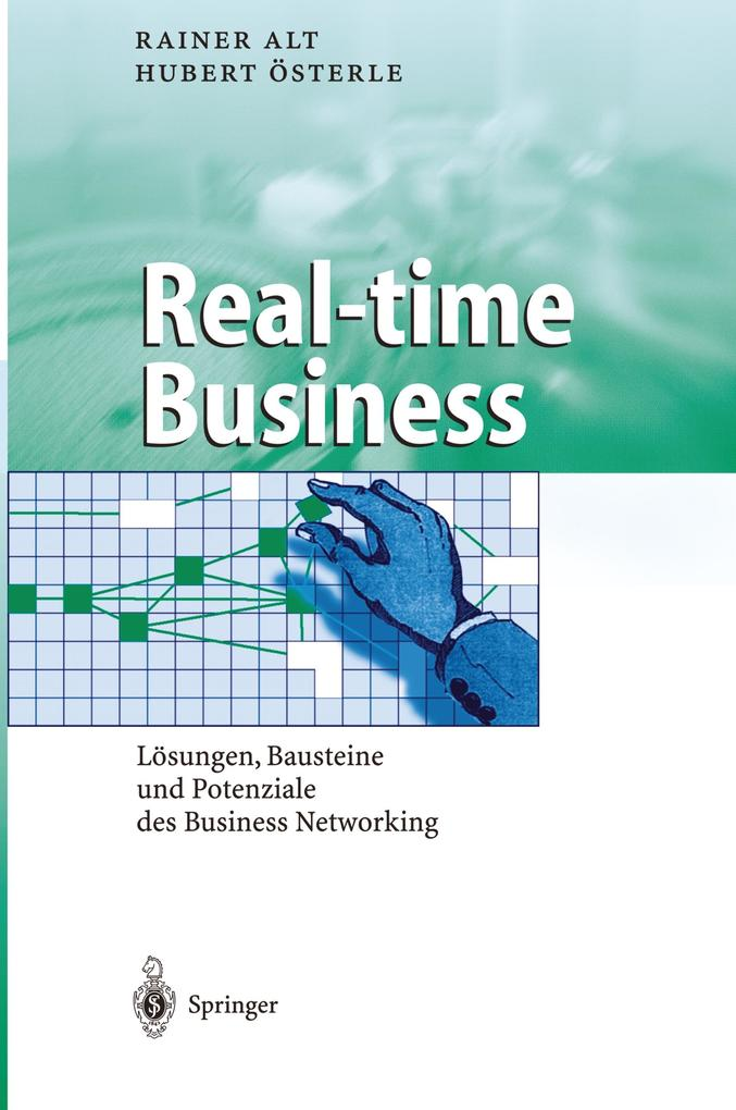 Real-time Business als Buch