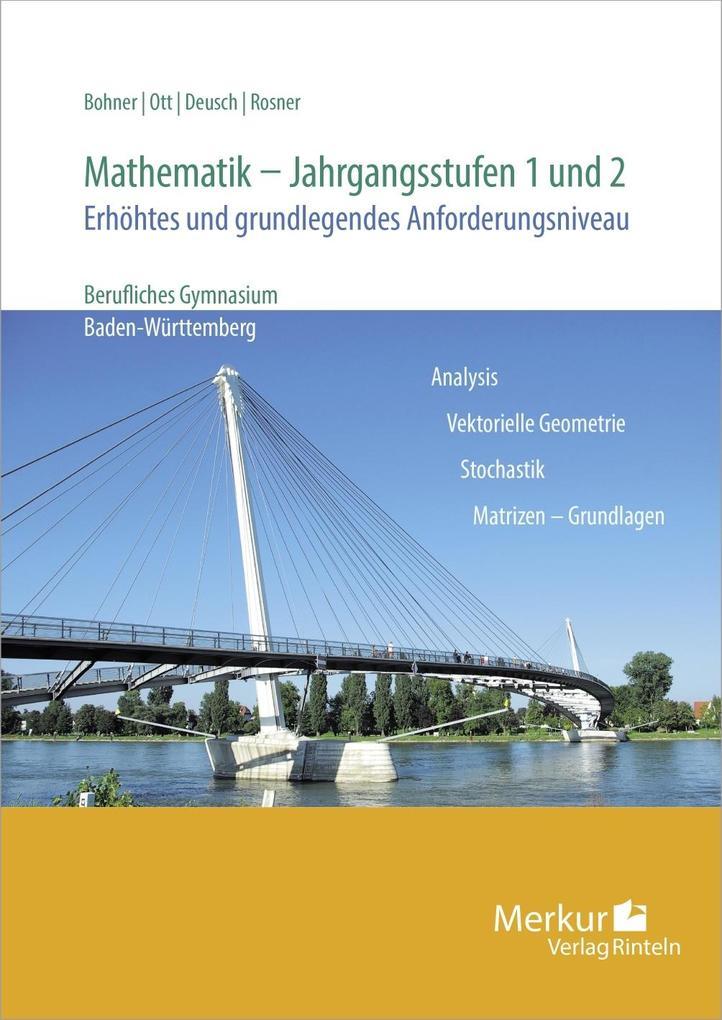 Mathematik für berufliche Gymnasien als Buch