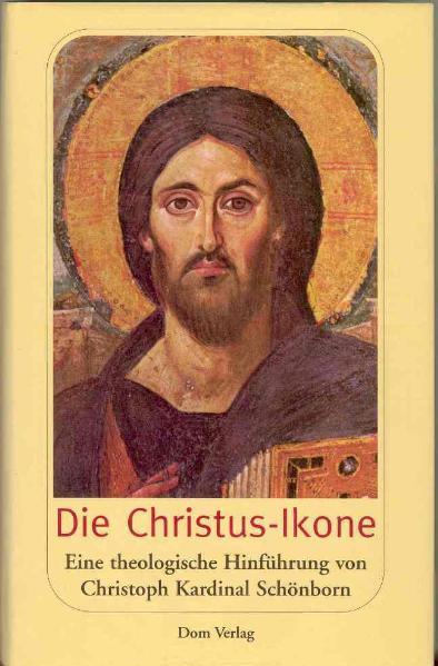 Die Christus Ikone als Buch