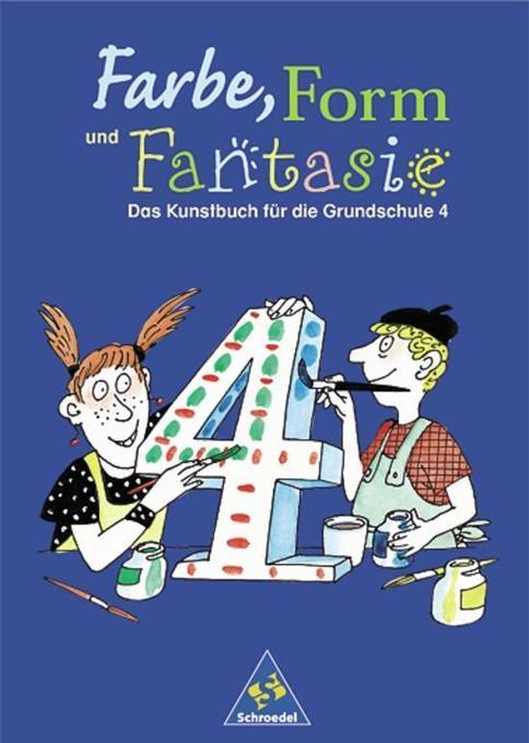 Farbe, Form und Fantasie 4 als Buch