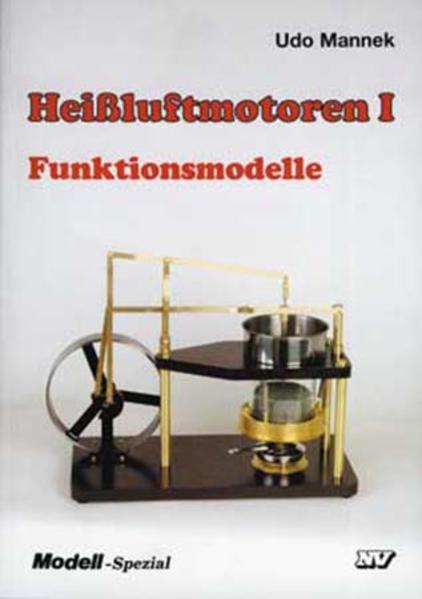 Heißluft-Motoren I als Buch