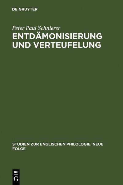 Entdämonisierung und Verteufelung als Buch