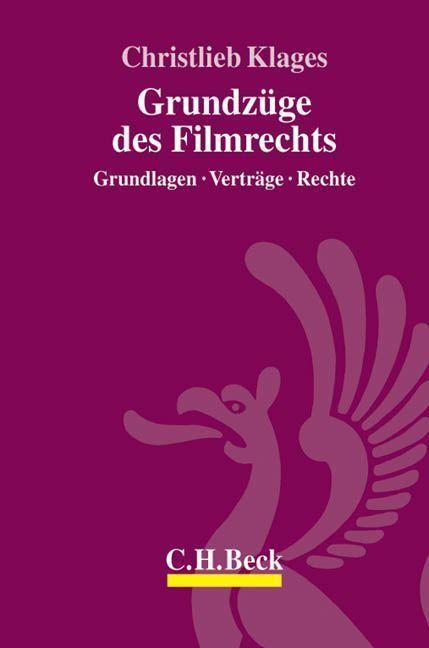 Grundzüge des Filmrechts als Buch