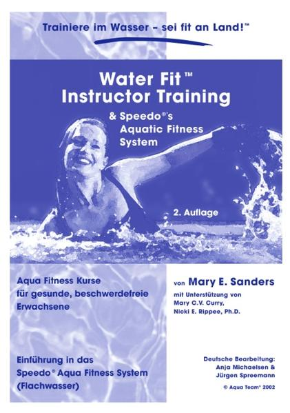 Water Fit Instruktor Training Manual als Buch