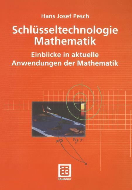 Schlüsseltechnologie Mathematik als Buch