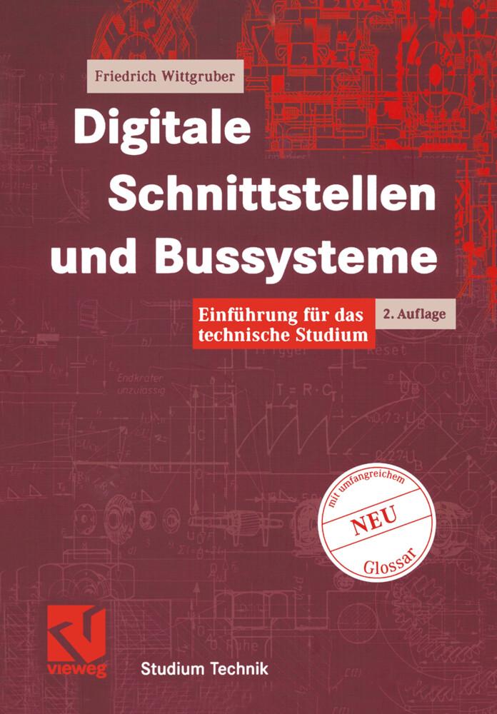 Digitale Schnittstellen und Bussysteme als Buch