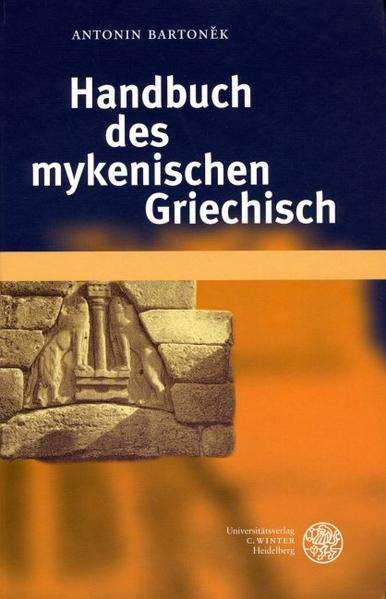 Handbuch des mykenischen Griechisch als Buch
