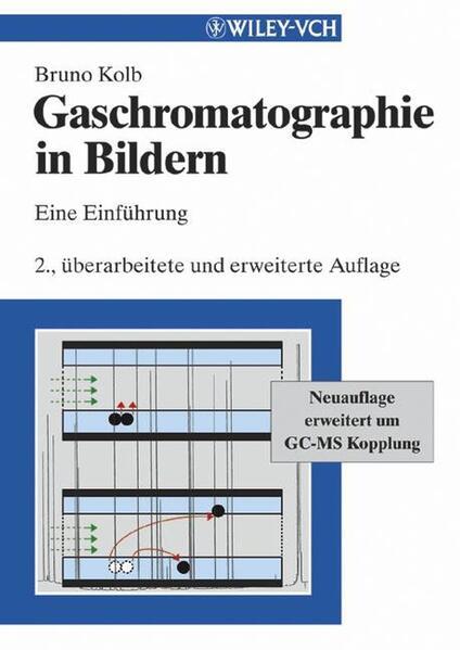 Gaschromatographie in Bildern als Buch