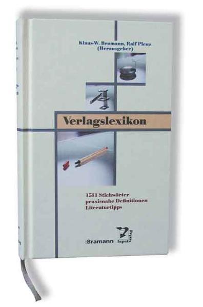Verlagslexikon als Buch