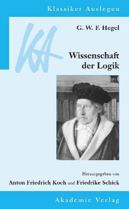 Wissenschaft der Logik als Buch