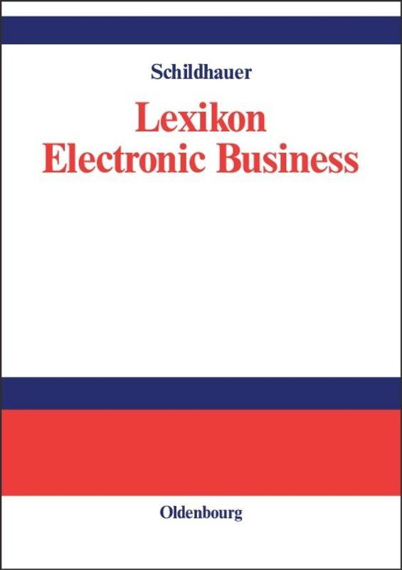 Lexikon Electronic Business als Buch
