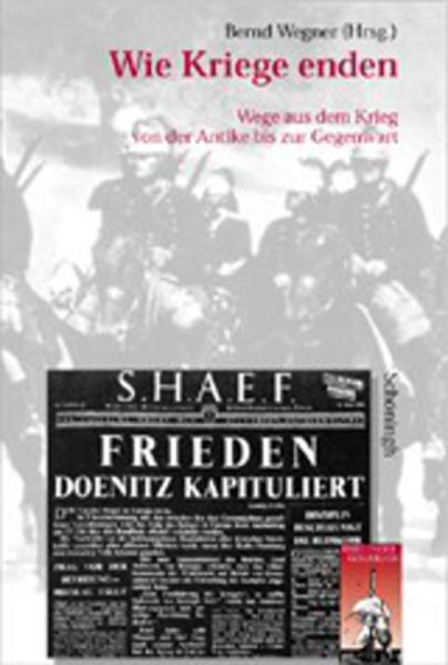 Wie Kriege enden als Buch