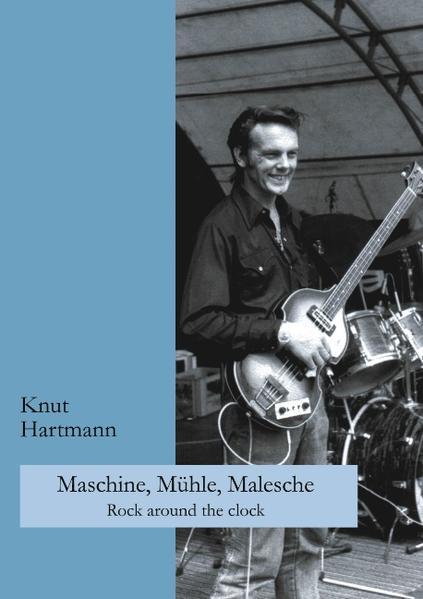 Maschine, Mühle, Malesche als Buch