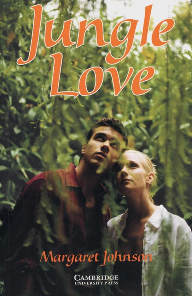 Jungle Love als Buch