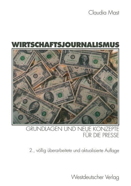 Wirtschaftsjournalismus als Buch