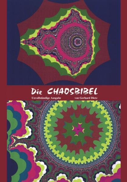 Die Chaosbibel als Buch