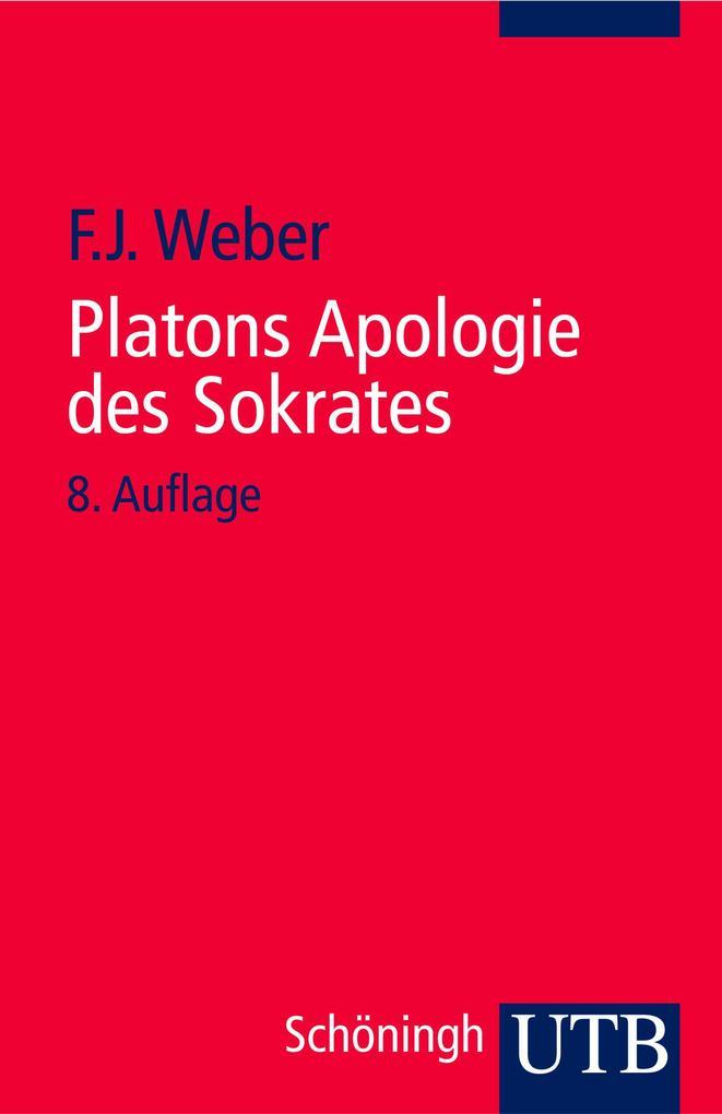 Platons Apologie des Sokrates als Taschenbuch