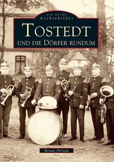 Tostedt und die Dörfer rundum als Buch