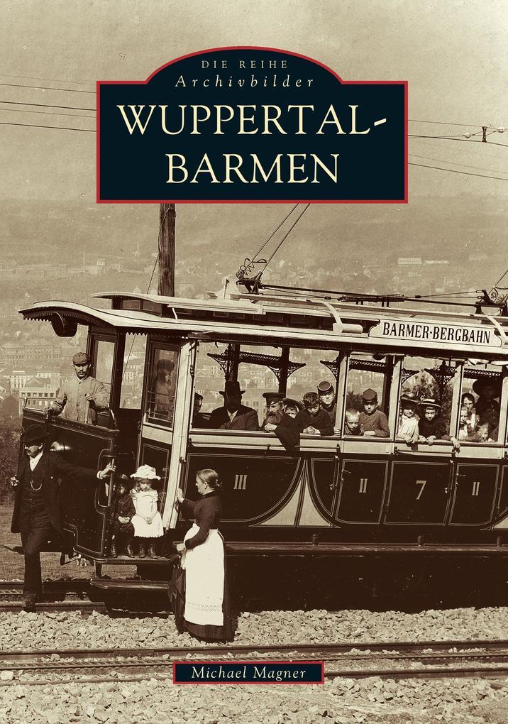 Wuppertal-Barmen als Buch