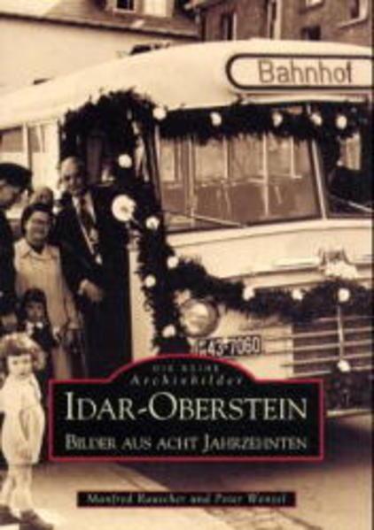 Idar-Oberstein als Buch