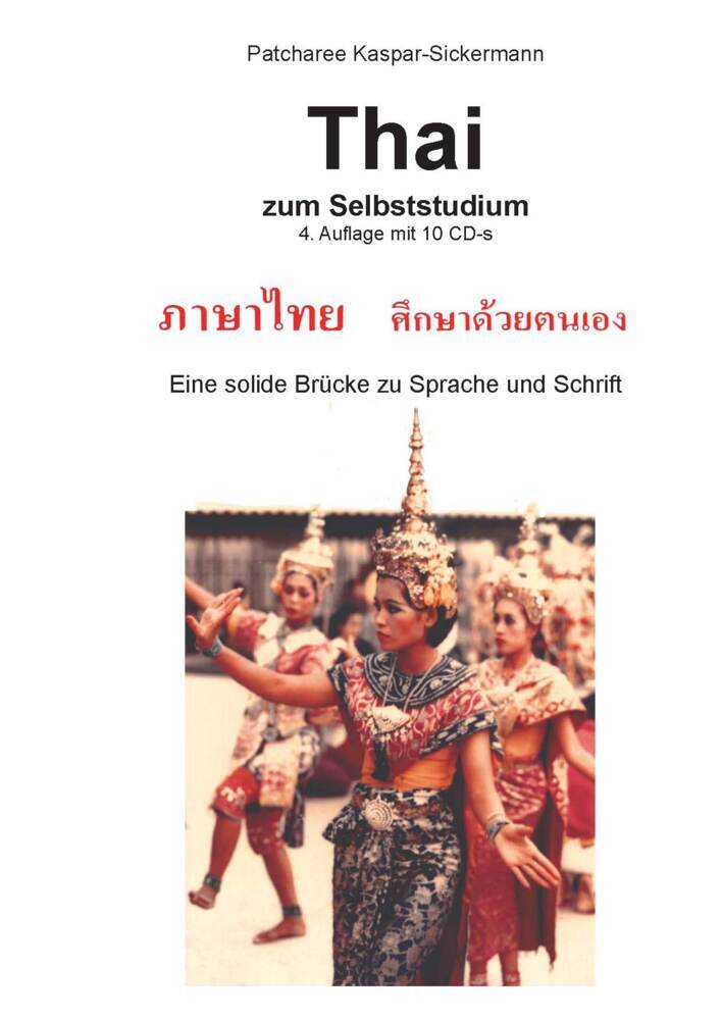 Thai zum Selbststudium. Audiokurs. 10 CDs als Buch