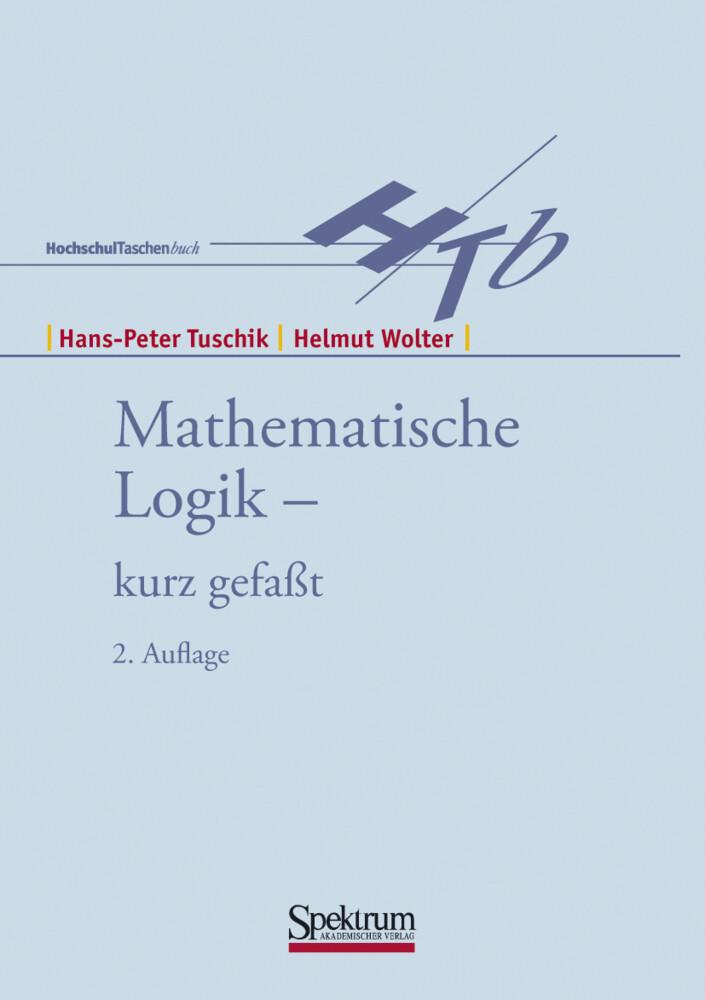 Mathematische Logik - kurzgefasst als Buch