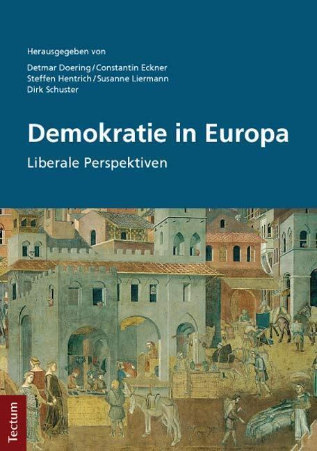 Demokratie in Europa als Buch