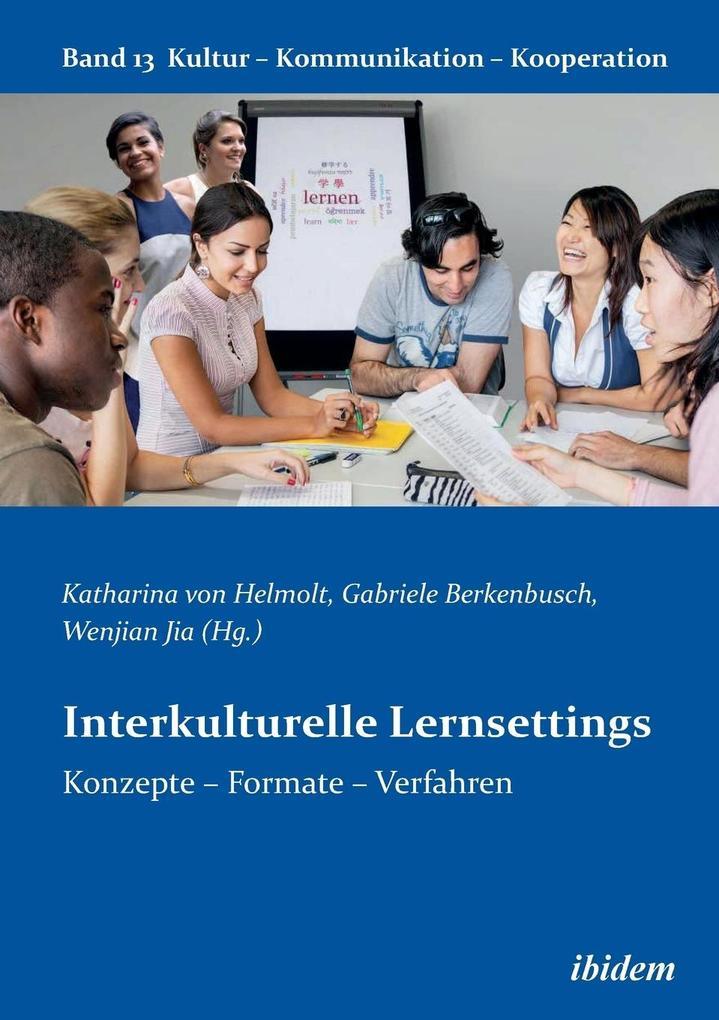 Interkulturelle Lernsettings als Taschenbuch von