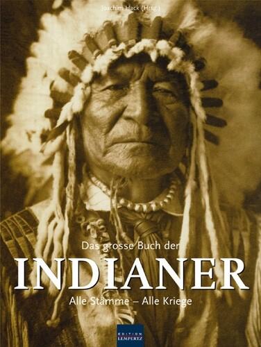 Das grosse Buch der Indianer als Buch