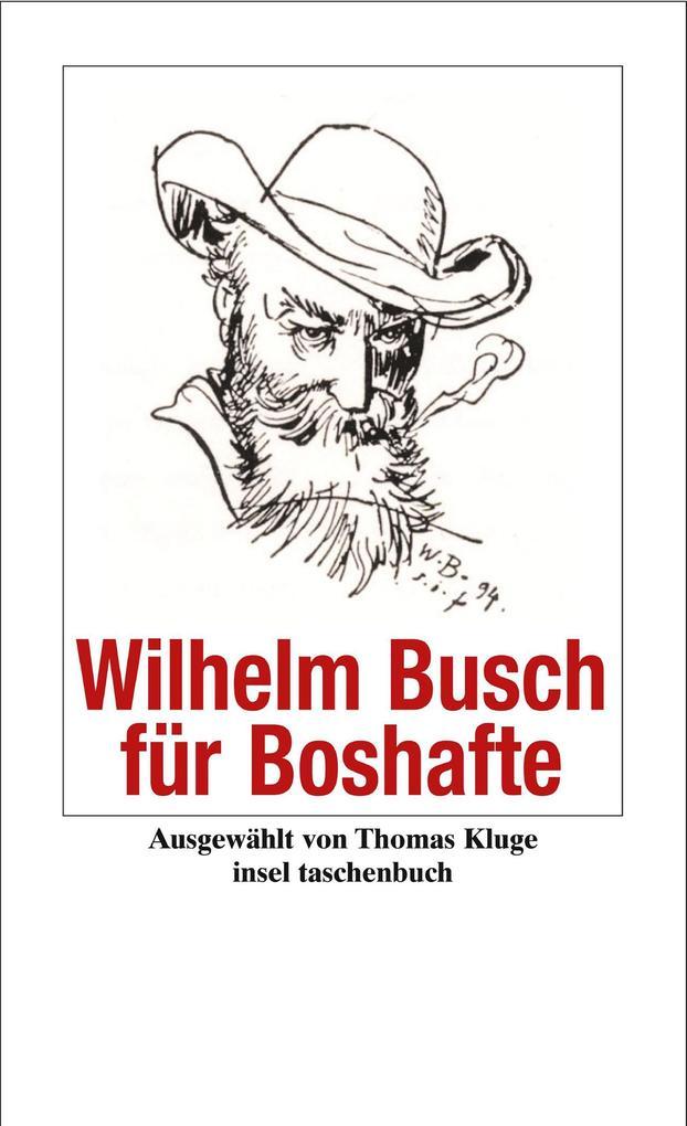 Wilhelm Busch für Boshafte als eBook