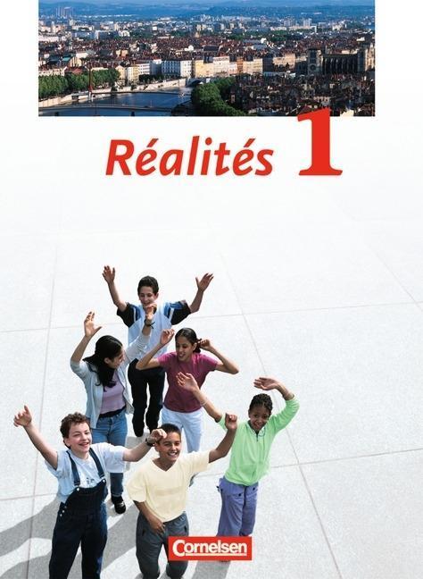 Realites 1. Nouvelle Edition als Buch