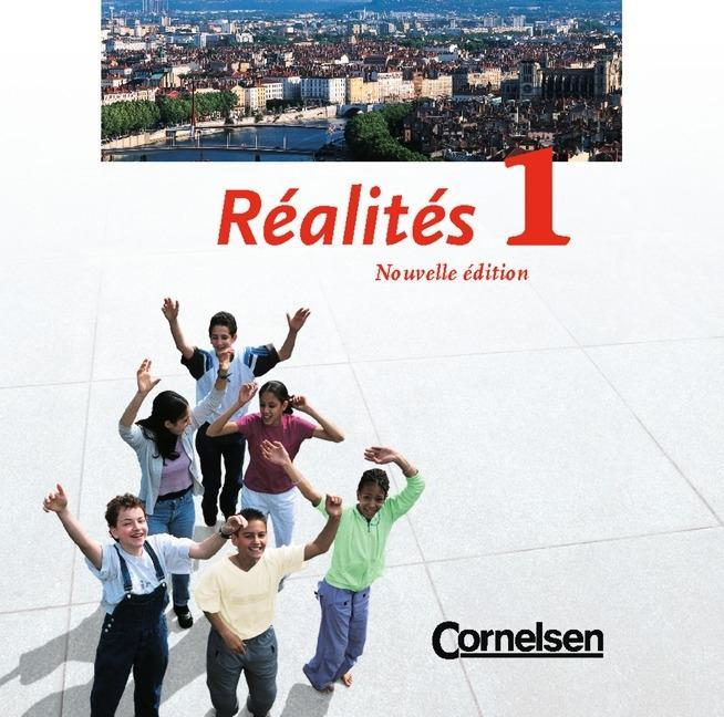 Realites 1. Nouvelle Edition. 2 CDs als Hörbuch